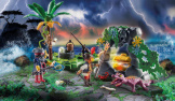 Playmobil Treasure Hideout